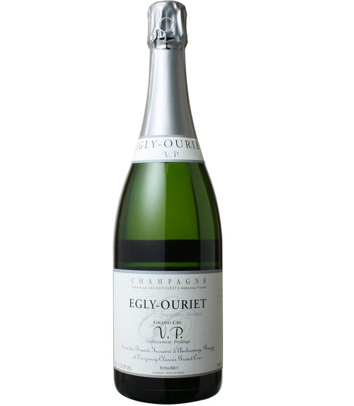 シャンパーニュ グラン・クリュ V・P エクストラ・ブリュット [NV] Deg2011 (ドメーヌ・エグリ・ウーリエ) Champagne Grand Cru V.P. Extra Brut [NV] Deg2011 (Domaine Egly Ouriet) フランス / シャンパーニュ 750ml