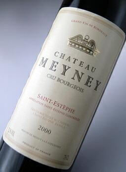 Chateau meyney [2000] AOC St. Estèphe, Cru Bourgeois Chateau Meyney [2000] AOC Saint-Estephe Cru Bourgeois