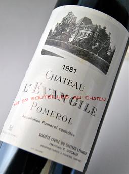 Château l'Evangile [1983] Chateau l ' Evangile [1983]