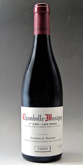 Chambolle Musigny 1er Cru Les CRAs [2008] (Georges Roumier) Chambolle Musigny 1er Cru LES CRAS [2008] (Domaine Georges Roumier)