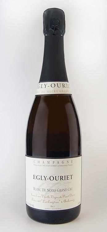 グラン・クリュ ブラン・ド・ノワール・ヴィエイユ・ヴィーニュ [NV] (ドメーヌ・エグリ・ウーリエ) Champagne Grand Cru Blanc de Noirs Vieilles Vignes [NV] (Domaine Egly Ouriet) 【スパークリング ワイン】【シャンパーニュ】