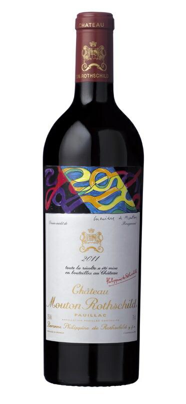 シャトー・ムートン・ロートシルト [2011] Chateau Mouton Rothschild [2011] 【赤ワイン フランス ボルドー】