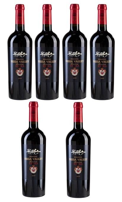 エニーラ・レゼルヴァ [2014] (ベッサ・ヴァレー・ワイナリー) 【6本セット】 Enira Reserva [2014] (Bessa valley winery) 【6bottle set うち飲み ワインセット 赤ワイン】