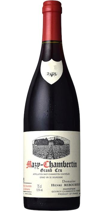 【よりどり6本以上送料無料商品】 マジ・シャンベルタン グラン・クリュ [2016] (ドメーヌ・アンリ・ルブルソー) Mazis Chambertin Grand Cru [2016] (Domaine Henri Rebourseau) 【赤 ワイン】【フランス】