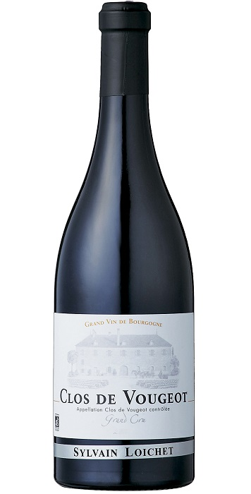 【よりどり6本以上送料無料商品】 クロ・ド・ヴージョ グラン・クリュ [2018] (ドメーヌ・シルヴァン・ロワシェ) Clos de Vougeot Grand Cru [2018] (Domaine Sylvain Loichet) 赤ワイン / フランス / ブルゴーニュ / コート・ド・ニュイ / 750ml