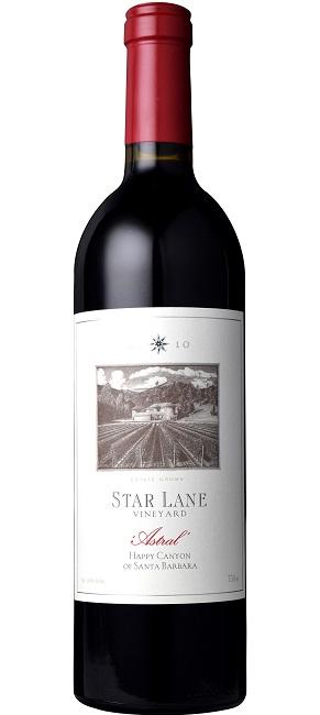 【よりどり6本以上送料無料商品】アストラル [2011] (スターレーン ヴィンヤード) Astral [2011] (Star Lane Vineyard) 【赤ワイン アメリカ カリフォルニア】