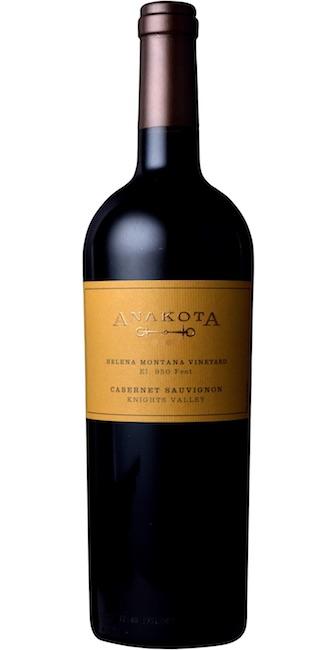 【よりどり6本以上送料無料商品】 ヘレナ・モンタナ・ヴィンヤード カベルネ・ソーヴィニヨン [2006] (アナコタ) Helena Montana Vineyard Cabernet Sauvignon [2006] (Anakota) 【赤ワイン アメリカ カリフォルニア】