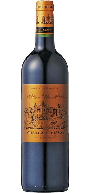 【6本~送料無料】シャトー・ディサン [2015] AOCマルゴー・メドック格付第3級Chateau d`Issan [2015] AOC Margaux 【赤 ワイン】