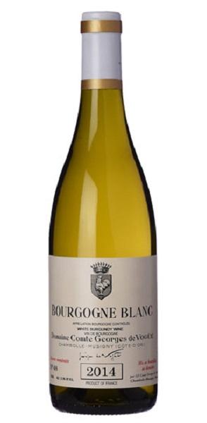 ブルゴーニュ・ブラン [2014] (コント・ジョルジュ・ド・ヴォギュエ) Bourgogne Blanc [2014] (Comte Georges de Vogue) 【白 ワイン】