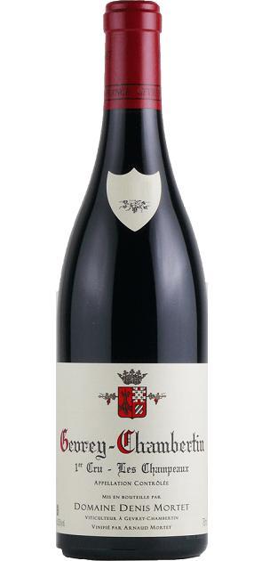 ジュヴレ・シャンベルタン プルミエ・クリュ レ・シャンポー [2006] (ドメーヌ・ドニ・モルテ) Gevrey Chambertin 1er Cru les Champeaux [2006] (Domaine Denis Mortet) 【赤 ワイン】【フランス】