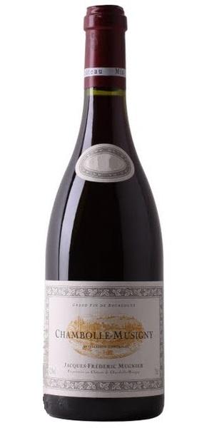 シャンボール・ミュジニー [2015] (ドメーヌ・ジャック・フレデリック・ミュニュレ) Chambolle Musigny [2015] (Domaine Jacques Frederic Mugnier) 【赤 ワイン フランス ブルゴーニュ】