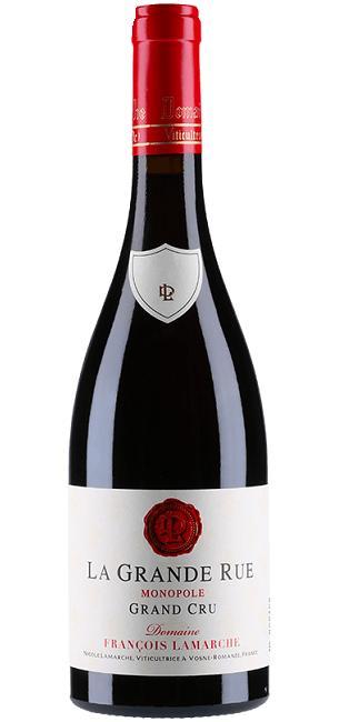 ラ・グラン・リュ グラン・クリュ モノポール [2012] (フランソワ・ラマルシュ) La Grande Rue Grand Cru Monopole [2012] (Francois Lamarche) 赤ワイン/フランス/ブルゴーニュ/750ml