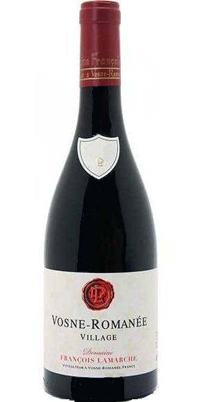 ヴォーヌ・ロマネ [2009] (フランソワ・ラマルシュ) Vosne Romanee [2009] (Francois Lamarche) 【赤 ワイン】