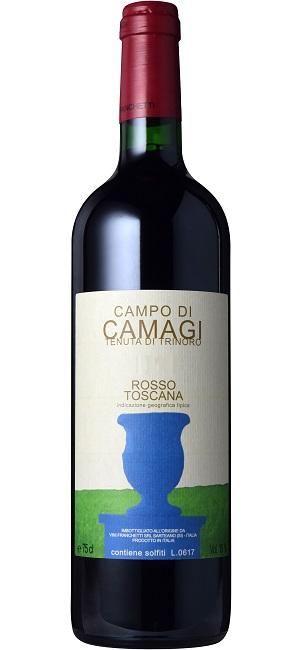 【6本~送料無料】カンポ・ディ・カマージ [2015] (テヌータ・ディ・トリノーロ)Campo di Camagi [2015] (Tenuta di Trinoro) 【赤 ワイン】【イタリア】