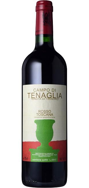 カンポ・ディ・テナリア [2017] (テヌータ・ディ・トリノーロ) Campo di Tenaglia [2017] (Tenuta di Trinoro) 赤ワイン / イタリア / トスカーナ / サルテアーノ / トスカーナIGT / 750ml