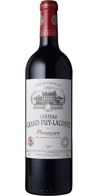 【よりどり6本以上送料無料商品】 シャトー・グラン・ピュイ・ラコスト [2015] メドック格付第5級・AOCポイヤック Chateau Grand Puy Lacoste [2015] AOC Pauillac 【赤ワイン】