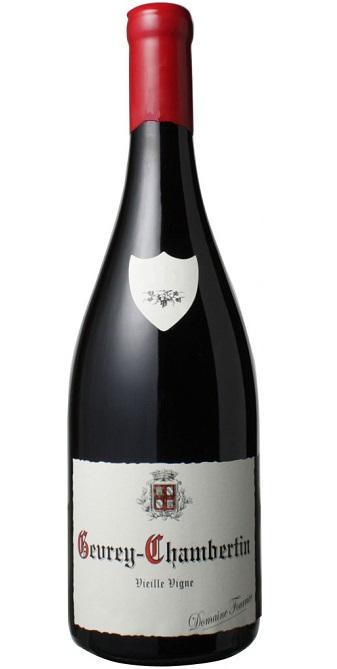 ジュヴレ・シャンベルタン ヴィエイユ・ヴィーニュ [2017] (ドメーヌ・フーリエ) Gevrey Chambertin Vieille Vigne [2017] (Domaine Fourrier) 赤ワイン/フランス/ブルゴーニュ/750ml