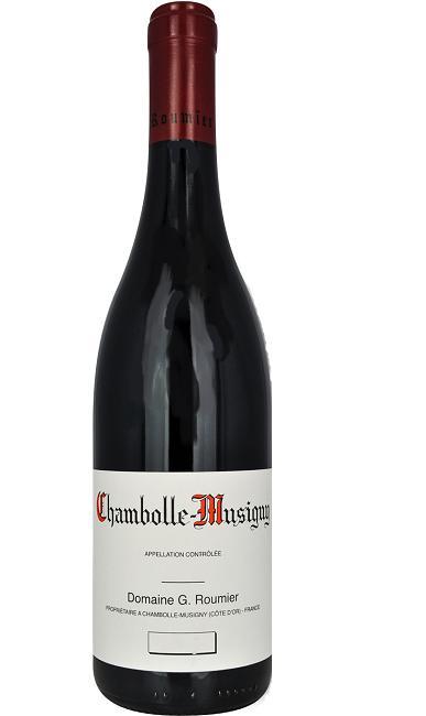 シャンボール・ミュジニー [2017] (ジョルジュ・ルーミエ) Chambolle Musigny [2017] (Domaine Georges Roumier) 赤ワイン フランス ブルゴーニュ 750ml