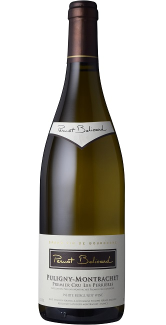 ピュリニー・モンラッシェ プルミエ・クリュ レ・ペリエール ブラン [2018] (フィリップ・ペルノ・ベリカール) Puligny Montrachet 1er Cru Les Perrieres [2018] (Earl Philippe Pernot Belicard) 白ワイン/フランス/750ml