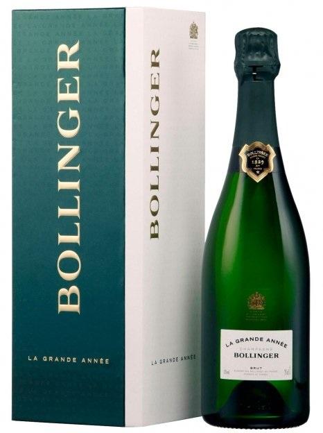 ラ・グラン・ダネ [2004] (ボランジェ) La Grande Annee [2004] (Bollinger) 【シャンパーニュ】【スパークリング ワイン】
