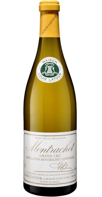 モンラッシェ グラン・クリュ [2010] (ルイ・ラトゥール) Montrachet Grand Cru [2010] (Louis Latour) 【ブルゴーニュ 白ワイン】