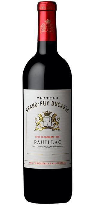 シャトー・グラン・ピュイ・デュカス [1989] AOCポイヤック・メドック格付け第5級Chateau Grand Puy Ducasse [1989] AOC Pauillac 【赤 ワイン】