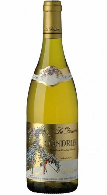 コンドリュー ラ・ドリアーヌ [2016] (E.ギガル) Condrieu la Doriane [2016] (E.Guigal) 【白ワイン フランス コート・デュ・ローヌ】