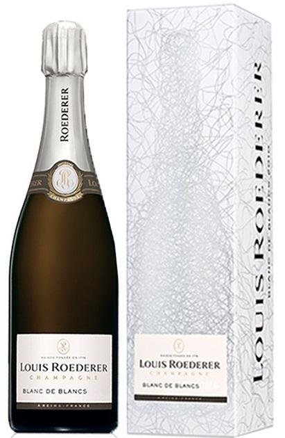 ブラン・ド・ブラン [2008] (ルイ・ロデレール) [ボックス付] Blanc de Blancs [2008] (Louis Roederer) GIFT BOX 【スパークリング ワイン】【シャンパーニュ】