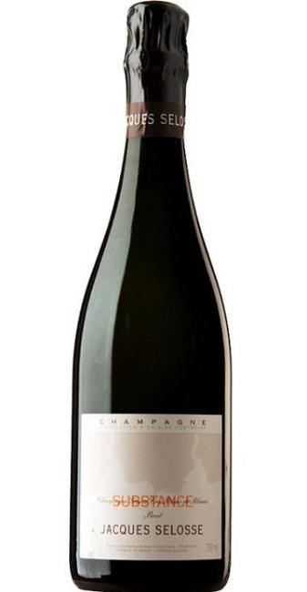 ジャック・セロス・シュブスタンス・ブラン・ド・ブラン [NV] (ジャック・セロス)Jacques Selosse Substance Blanc de Blancs [NV] (JACQUES SELOSSE) 【スパークリング ワイン】【シャンパーニュ】