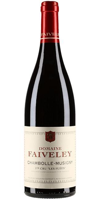 シャンボール・ミュジニー プルミエ・クリュ レ・フエ [2009] (フェヴレ) Chambolle Musigny 1er cru Les Fuees [2009] (Faiveley) 【赤ワイン ブルゴーニュ】