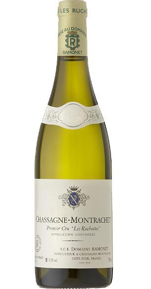 シャサーニュ・モンラッシェ プルミエ・クリュ レ・リュショット・ブラン [2009] (ドメーヌ・ラモネ) Chassagne Montrachet 1er Cru les Ruchottes Blanc [2009] (Domaine Ramonet) 【白 ワイン】