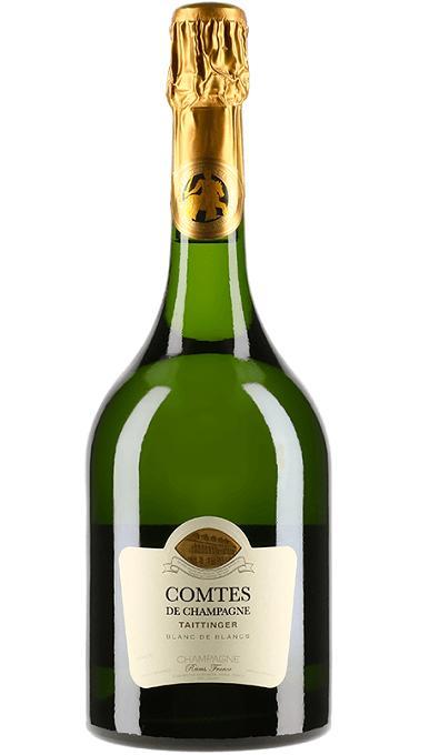 テタンジェ・コント・ド・シャンパーニュ ブラン・ド・ブラン [2006] (テタンジェ)Comtes de Champagne Blanc de Blancs [2006] (Taittinger) 【シャンパーニュ】