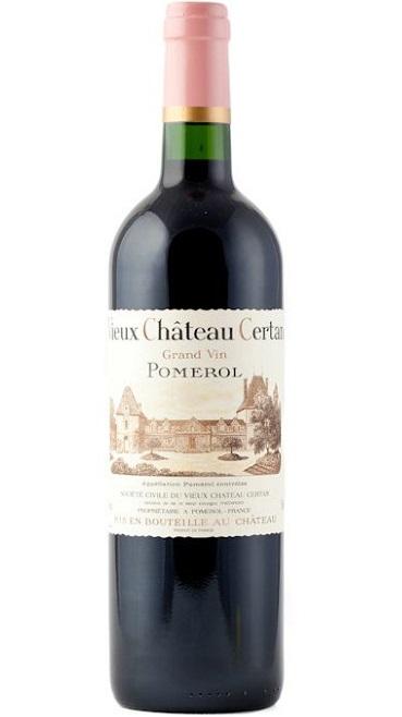 ヴィユー・シャトー・セルタン [2015] AOCポムロールVieux Chateau Certan [2015] AOC Pomerol【赤 ワイン】【フランス】【ボルドー】