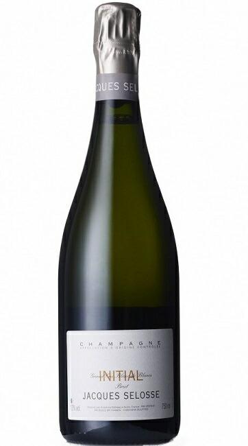 イニシャル ブリュット [NV] (ジャック・セロス) Initial Brut [NV] (JACQUES SELOSSE) 【スパークリング ワイン フランス シャンパーニュ】