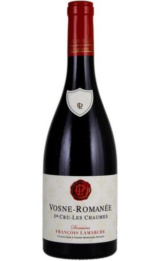 ヴォーヌ・ロマネ プルミエ・クリュ レ・ショーム [2015] (フランソワ・ラマルシュ) Vosne Romanee 1er Cru Les Chaumes [2015] (Francois Lamarche) 赤 ワイン/フランス/ブルゴーニュ/750ml