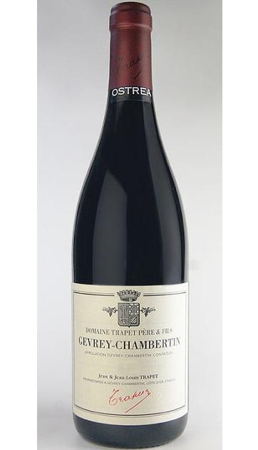 ジュヴレ・シャンベルタン オストレア [2010] (ドメーヌ・ジャン・ルイ・トラペ) Gevrey Chambertin Ostrea [2010] (Domaine Jean Louis Trapet) 【赤ワイン フランス】