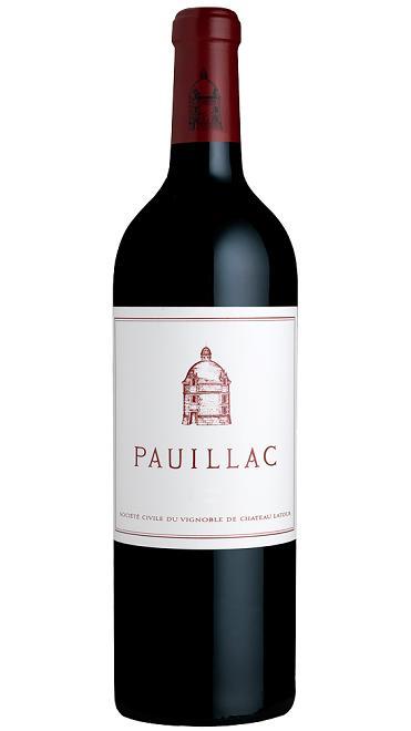ポイヤック・ド・ラトゥール [2011] Pauillac de Latour [2011] 【赤 ワイン フランス ボルドー】