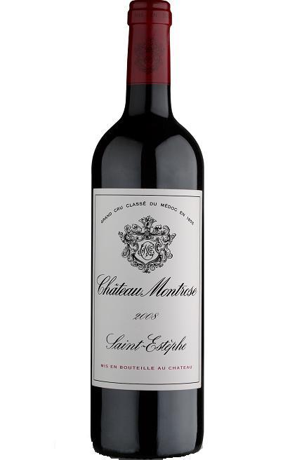 シャトー・モンローズ [2008] メドック格付第2級 AOCサンテステフ Chateau Montrose [2008] 【赤ワイン】
