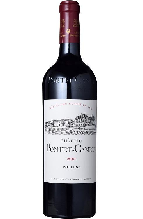 シャトー・ポンテ・カネ [2010] AOCポイヤック メドック格付第5級 Chateau Pontet Canet [2010] AOC Pauillac 【赤ワイン フランス ボルドー オー・メドック ポイヤック】