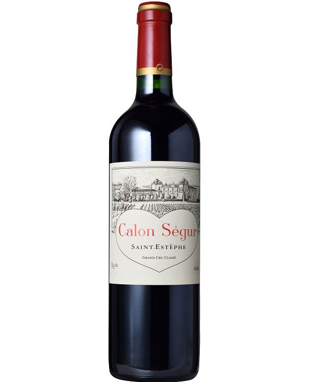 シャトー・カロン・セギュール [2005] AOCサン・テステフ メドック格付第3級 Chateau Calon Segur [2005] AOC Saint-Estephe 【赤 ワイン フランス ボルドー オー・メドック サン・テステフ】