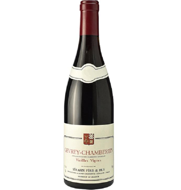 ジュヴレ・シャンベルタン・ヴィエイユ・ヴィーニュ [2010] (セラファン・ペール・エ・フィス) Gevrey Chambertin Vieilles Vignes [2010] (Serafin Pere & Fils) 【赤 ワイン】
