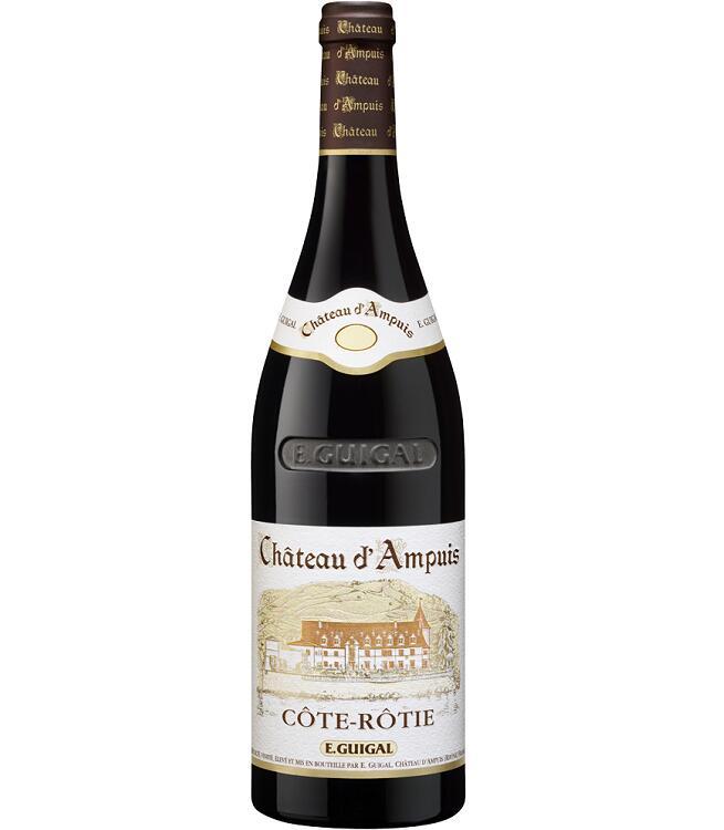 コート・ロティ シャトー・ダンピュイ [1998] (E.ギガル) Cote Rotie Chateau d`Ampuis [1998] (E.Guigal) 【赤 ワイン フランス コート・デュ・ローヌ】