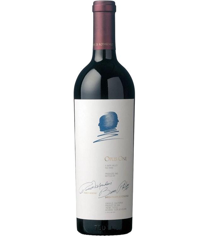オーパス・ワン [2015] (オーパス・ワン・ワイナリー) Opus One [2015] (Opus One Winery) 赤 アメリカ カリフォルニア / 750ml