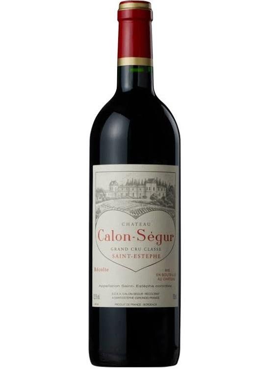 シャトー・カロン・セギュール [2003] AOCサン・テステフ メドック格付第3級 Chateau Calon Segur [2003] AOC Saint-Estephe 【赤ワイン フランス ボルドー】