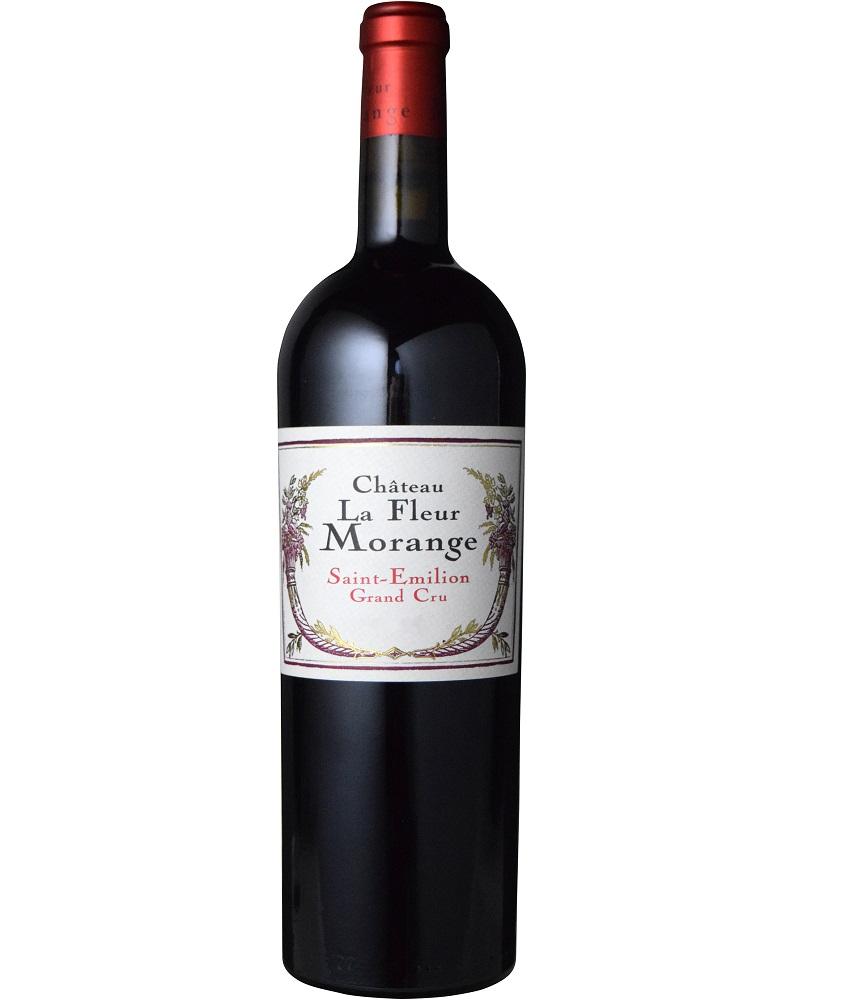 【よりどり6本以上送料無料商品】 シャトー・ラ・フルール・モランジュ [2004] AOCサン・テミリオン・グラン・クリュ Chateau La Fleur Morange [2004] AOC Saint Emilion Grand Cru 赤/フランス/750ml