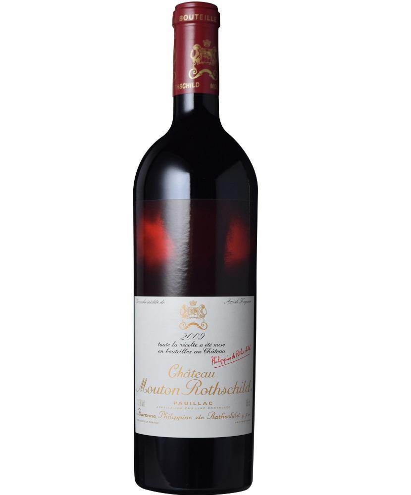 シャトー・ムートン・ロートシルト [2009] Chateau Mouton Rothschild [2009] 【赤 ワイン フランス ボルドー オー・メドック ポイヤック AOCポイヤック メドック 第1級格付】