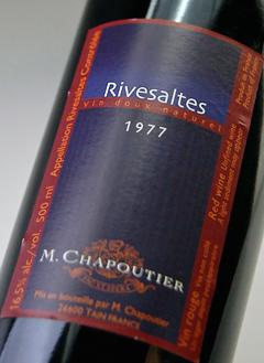 500 毫升 (M....章)-瑞弗斯特思瑞弗斯特思 (M.Chapoutier) 500 毫升