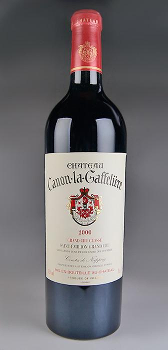 Chateau Canon la gaffeliere [1987] AOC Saint-Emilion-1st grade B Chateau Canon La Gaffeliere [1987] AOC Saint Emilion Grand Cru