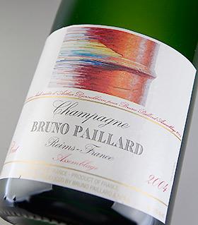 [assemblage] ブリュット ミレジム [2004] (Bruno paillard)  [Assemblage] Brut Millesime [2004] (BRUNO PAILLARD)