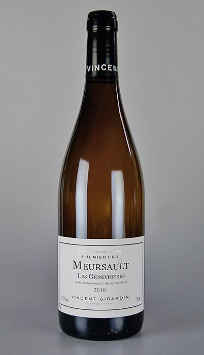 Meursault 1er Cru ジュヌヴリエール Vincent Girardin Meursault 1er Cru Genevrieres (Vincent Girardin)